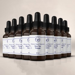 Chiron Classic Essences Set (9 x 25ml bottles) - Unboxed