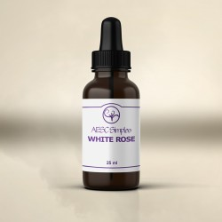White Rose Simple (25ml)
