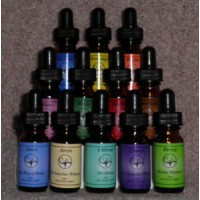 3rd Set of Essences (12 x 10ml)