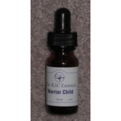 4. Warrior Child Essence (10ml)