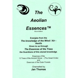 Aeolian Essences Booklet