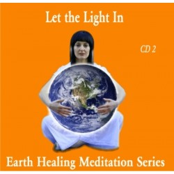 "CD - ""Let the Light In"" Meditation"