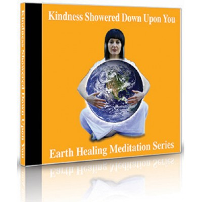 "CD - ""Kindness Showered Down Upon You"""