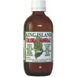 King Island Colloidal Minerals - 200ml